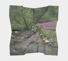 Colt Creek Alberta ealanta Square Scarf- ealanta Art Wear