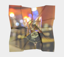 Date Night  ealanta Square Scarf- ealanta Art Wear