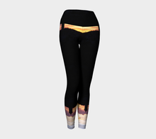 Tuscan Sunset 2 Yoga Yoga Leggings- ealanta Art Wear