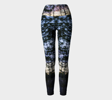 Tree Motion Yoga Leggings 2 Yoga Leggings- ealanta Art Wear