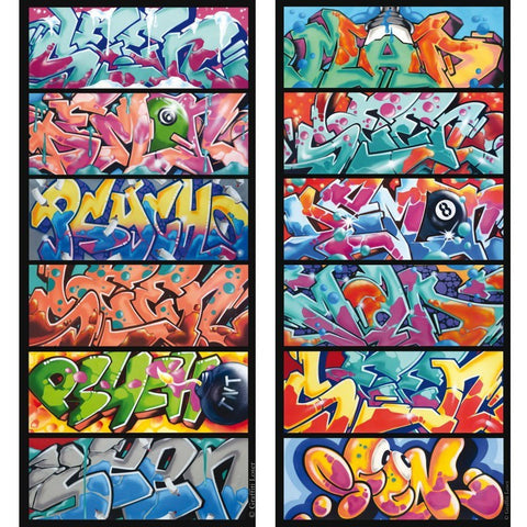 Graffiti Mix Combo by SEEN