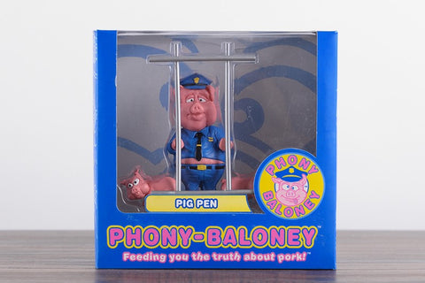 PHONY-BALONEY - PIG PEN