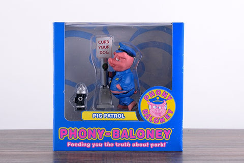 PHONY-BALONEY - PIG PATROL