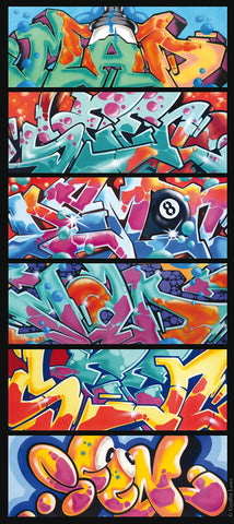 Graffiti Mix by SEEN