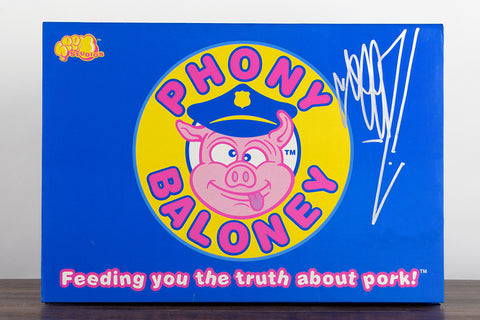 PHONY-BALONEY - BOX SET
