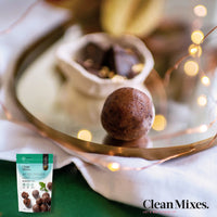 After Dinner Mint Bliss Ball Mix - NOW VEGAN!