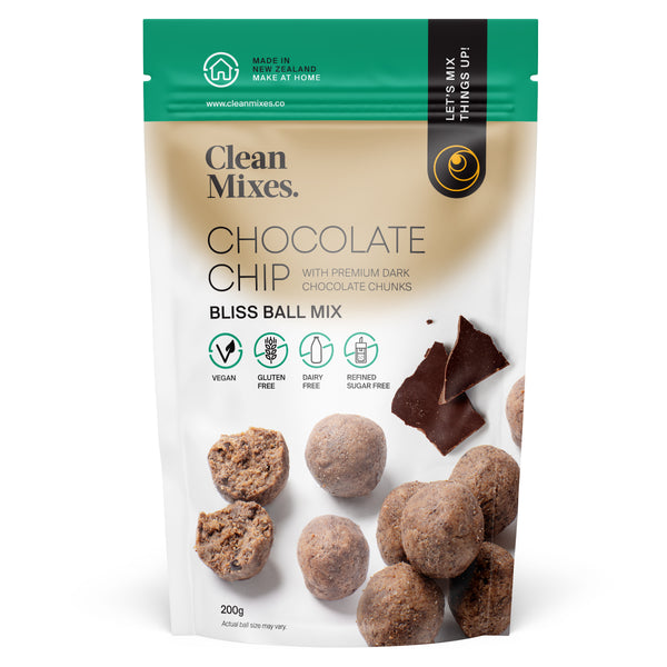 Chocolate Chip Bliss Ball Mix 200g