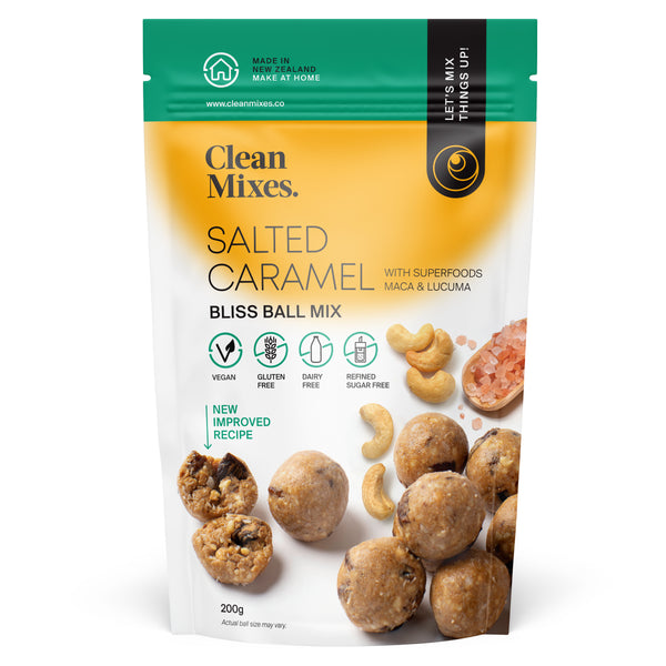 Salted Caramel Bliss Ball Mix 200g