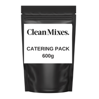 Clean Mixes Catering Packs