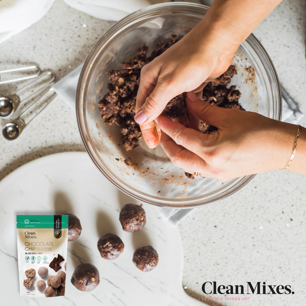 Chocolate Chip Bliss Ball Mix