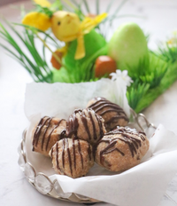 Choc Drizzled Easter Balls - LIMITED EDITION