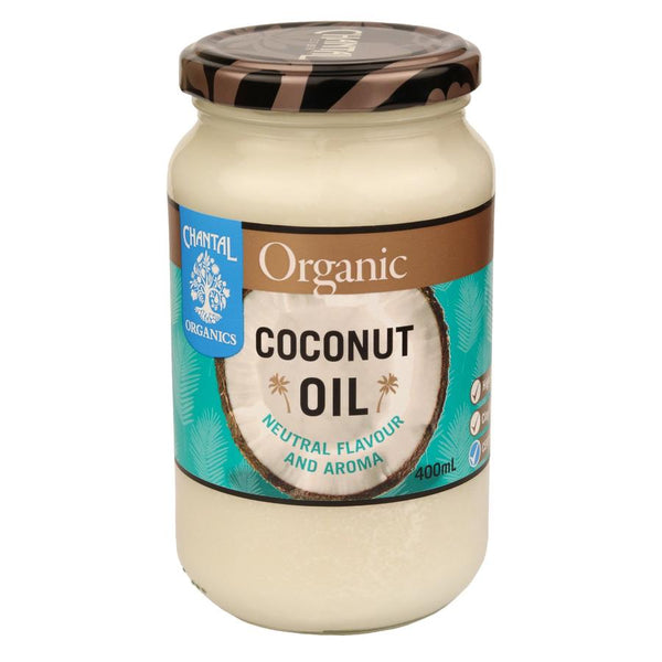 Organic Coconut Oil 400ml