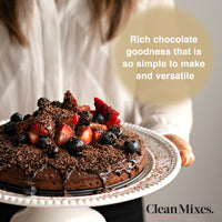 Rich Chocolate Baking Mix