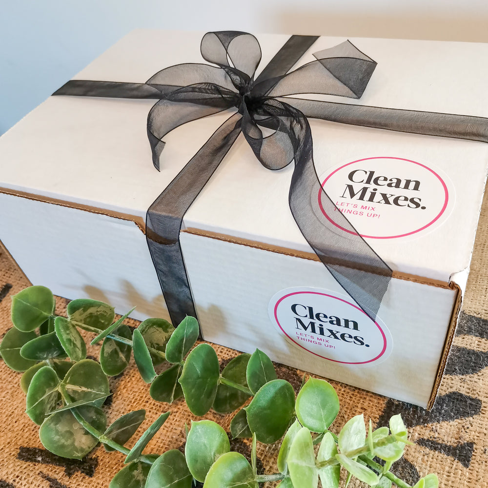 Clean Mixes Gift Box - Make Your Own Bliss Balls