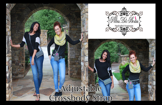 Adjustable Cross Body Strap