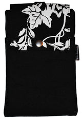 Black & White Rose Twill Essential Case