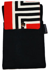 Block Stripe Twill Essential Case