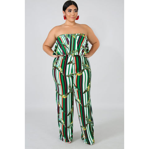 Green Stripe -Affordable Fashion Online Boutique