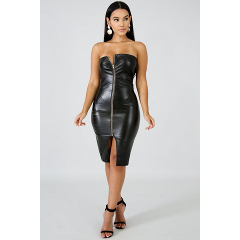 Leatherette -Affordable Fashion Online Boutique