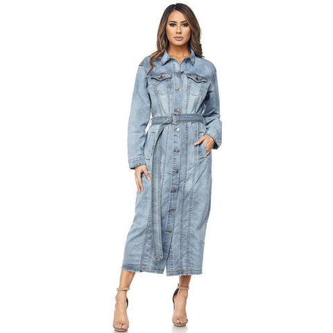 Demi Trench -Affordable Fashion Online Boutique