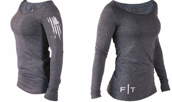 F1T- Women's Long Sleeve