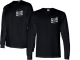 "You Vs. You Long Sleeve ""Black"