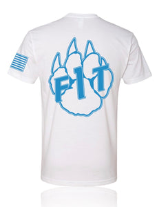 Tyson Version 2 - White/Turquoise