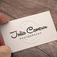 Business Card, Flyers, Signs, Forms, Real Estate Printing with Foiling, Embossing, Debossing, Die-cutting & More Finishing Options | Qiu Colour Printing
