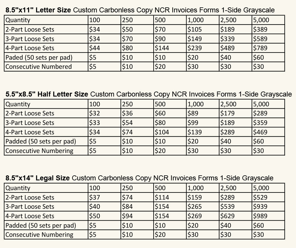 invoices forms akba greenw co