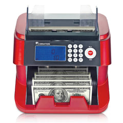 Bank grade cash counting machine