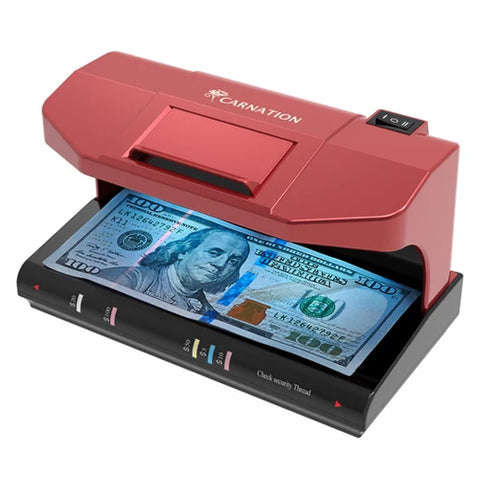 Carnation Counterfeit Detector