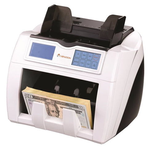CR2 Bank Grade Money Counter UV MG IR With Touchscreen Panel