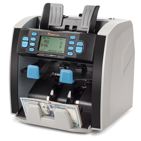 Rent CR1500 Mixed Bill Value Counter & Sorter 2 Year Warranty