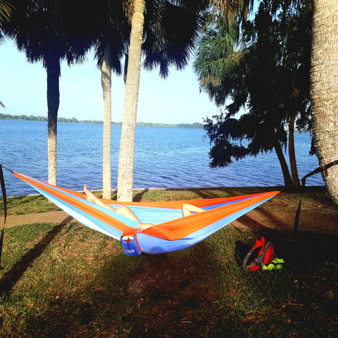 grab and go hammock easy set up double hammock