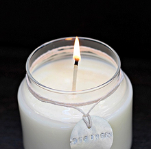 Hand-Poured, Hope-Filled Candles, Recycled & Regional