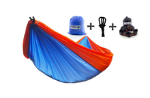 Summer's Here SALE! Only 20 Available - FREE SHIPPING ** Limited Time Only** Easy Carry Easy Set-Up Double Hammock