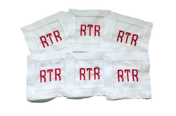 RTR Alabama Cocktail Napkins