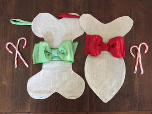 Pet Christmas Stockings
