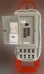 MicroTrap Power Panel
