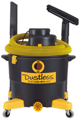 Dustless Wet/Dry Hepa Vacuum