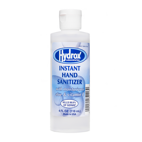 Gel Hand Sanitizer 4 oz ON SALE 1.99