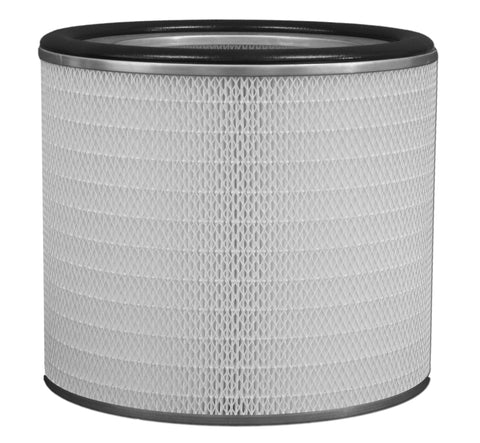 Final Stage Cylindrical 99.97% Hepa Filter Metal Frame (H610C99)
