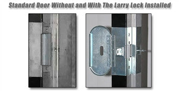 Larry Lock-Temporary Construction Lock