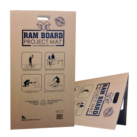Ram Board Project Mat