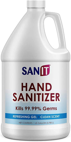 Sanit Hand Sanitizer ONE DAY SALE