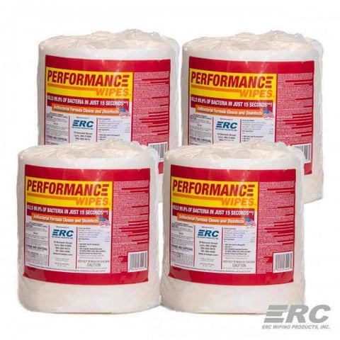 ECR Performance Wipes - On Sale