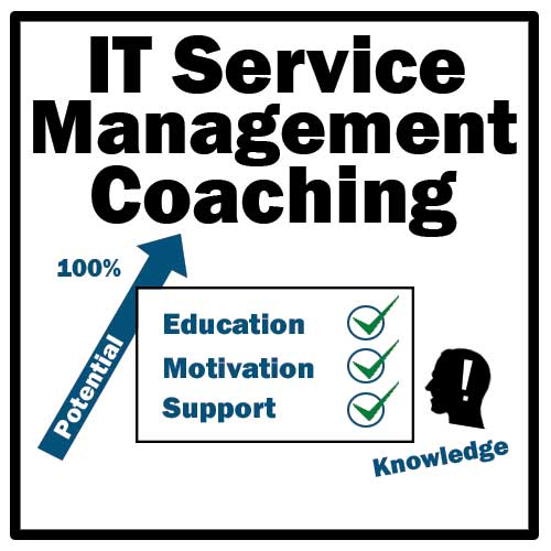 ITIL/Service Management Coaching