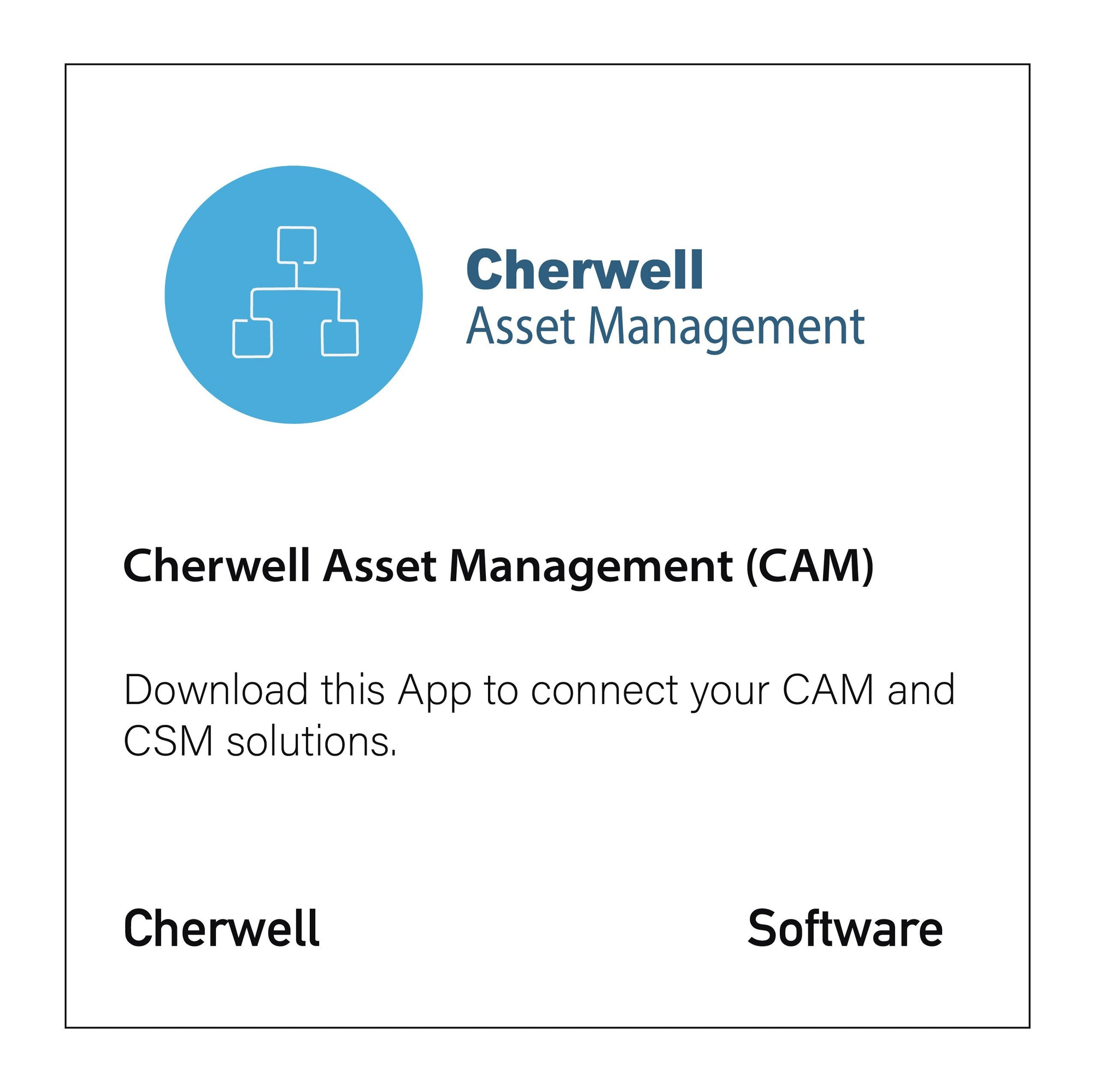 Cherwell Asset Management (CAM) - CloseReach Ltd
