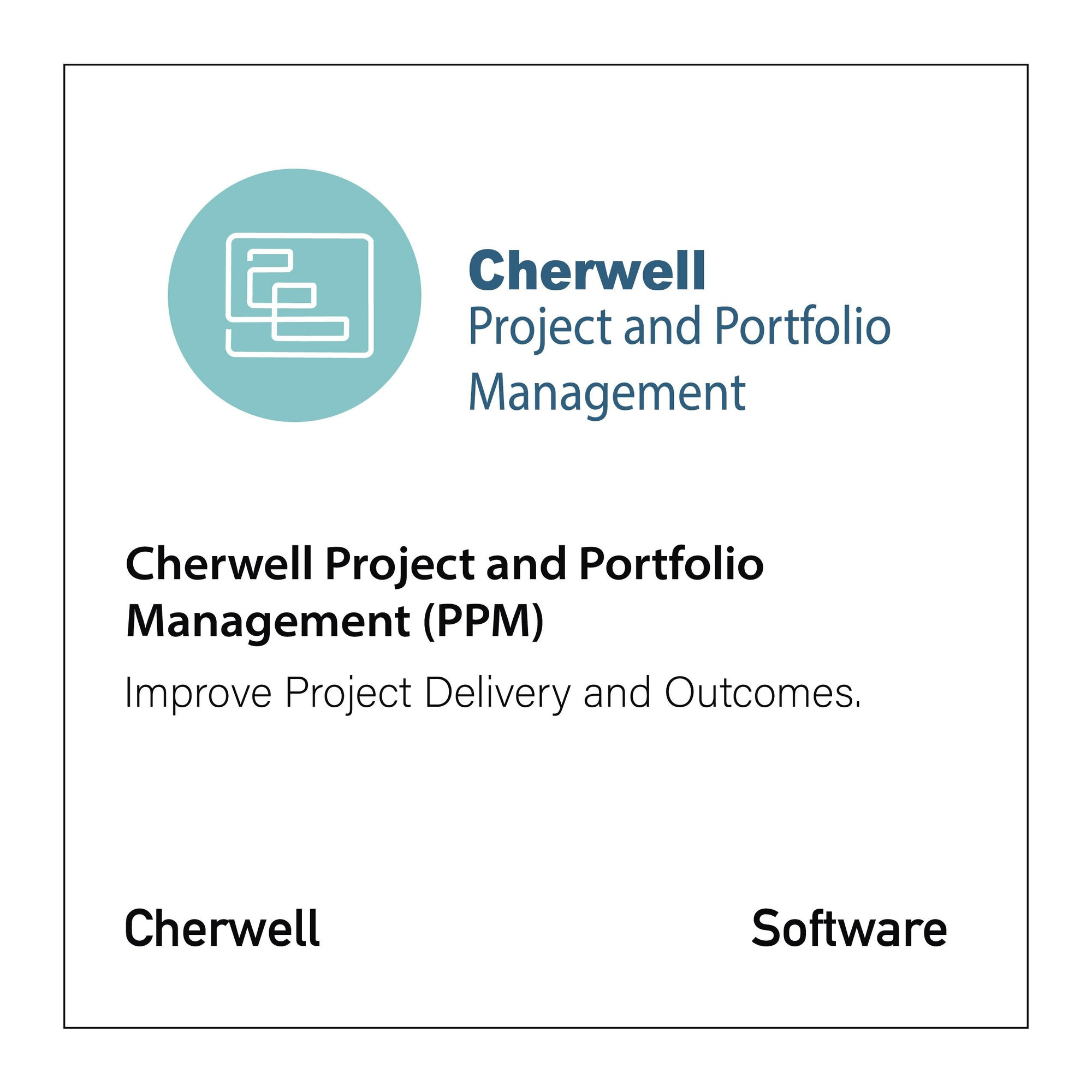 Cherwell Project & Portfolio Management (PPM) - CloseReach Ltd