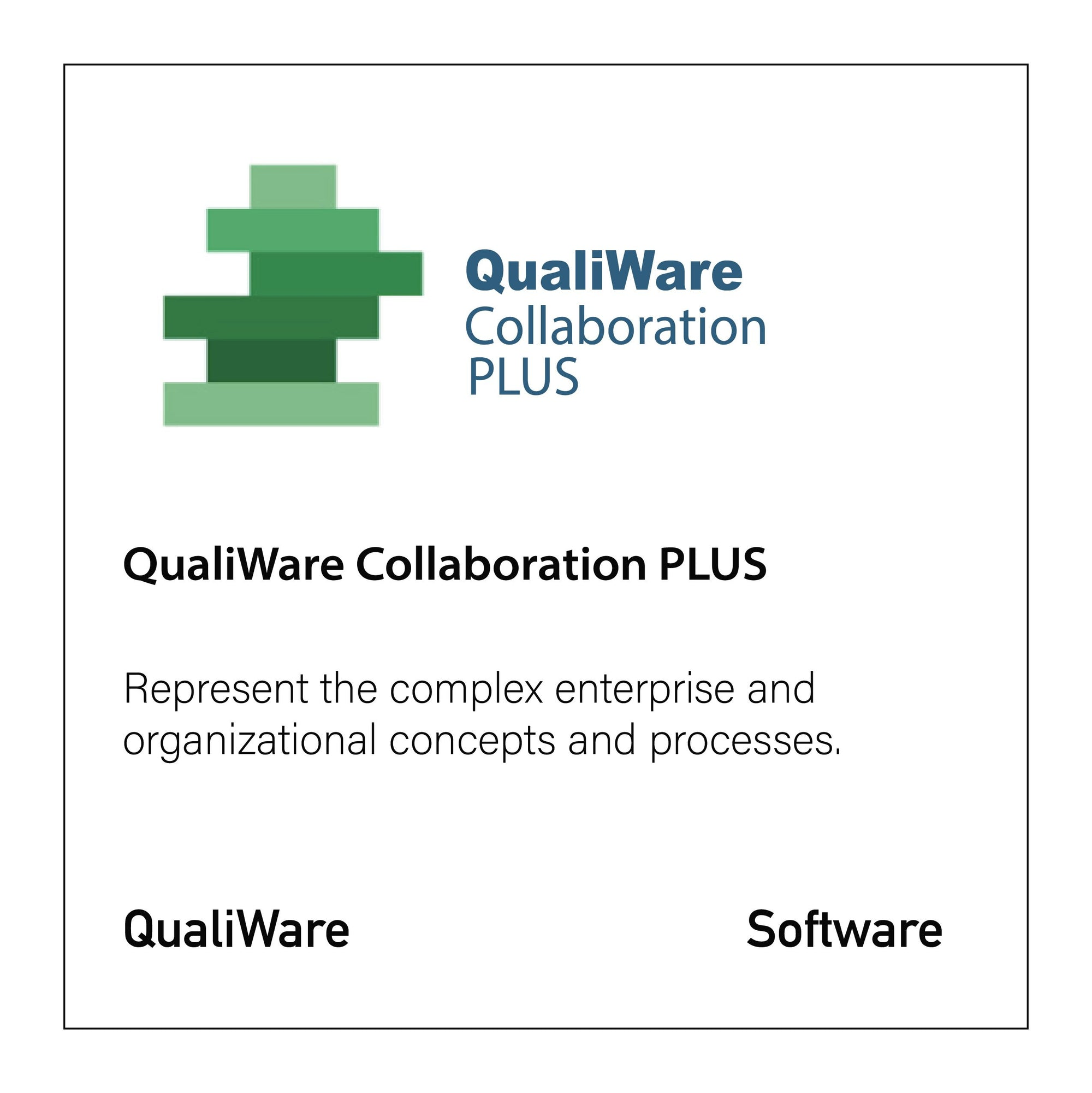 QualiWare Collaboration PLUS - CloseReach Ltd